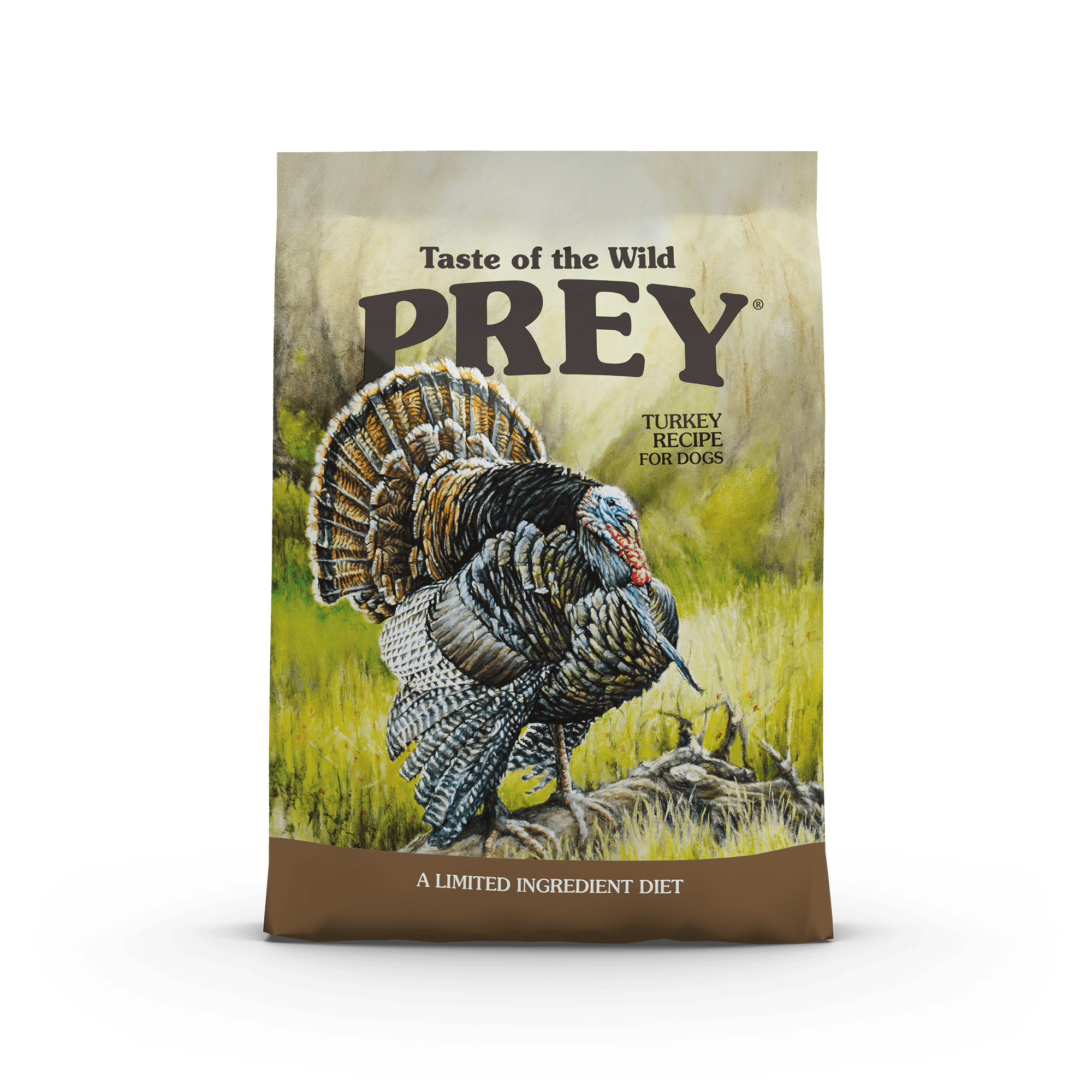 PREY Limited Ingredient  Turkey Limited Ingredient Recipe