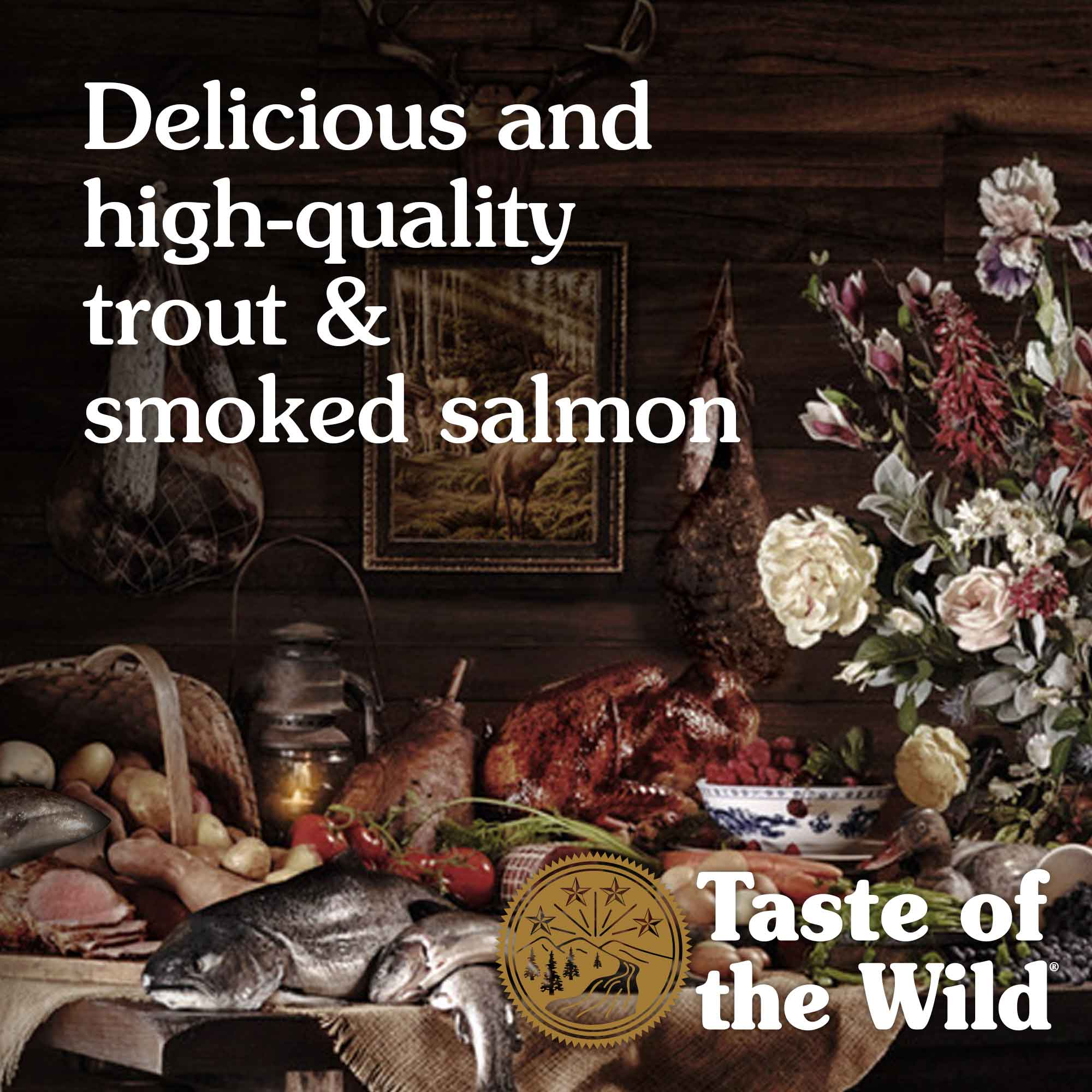 Delicious and high-quality trout & smoked salmon