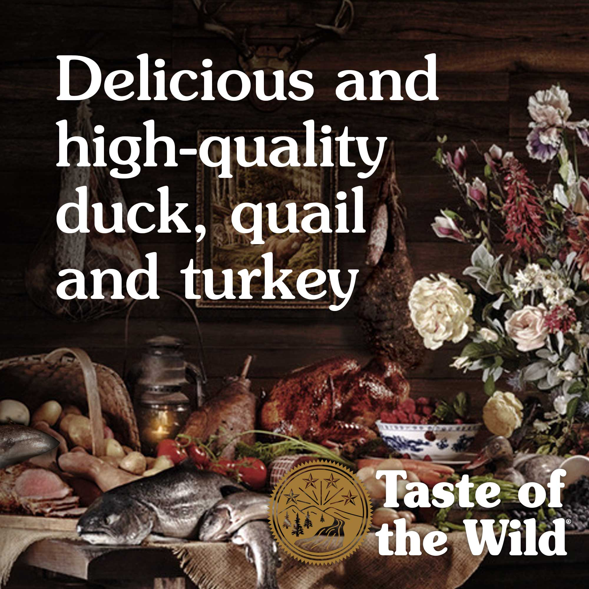 Delicious and high-quality duck, quail and turkey